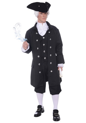 Image of Adult Founding Father Costume