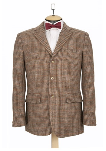 Doctor Who Eleventh Doctor Jacket By: AbbyShot Clothiers for the 2015 Costume season.
