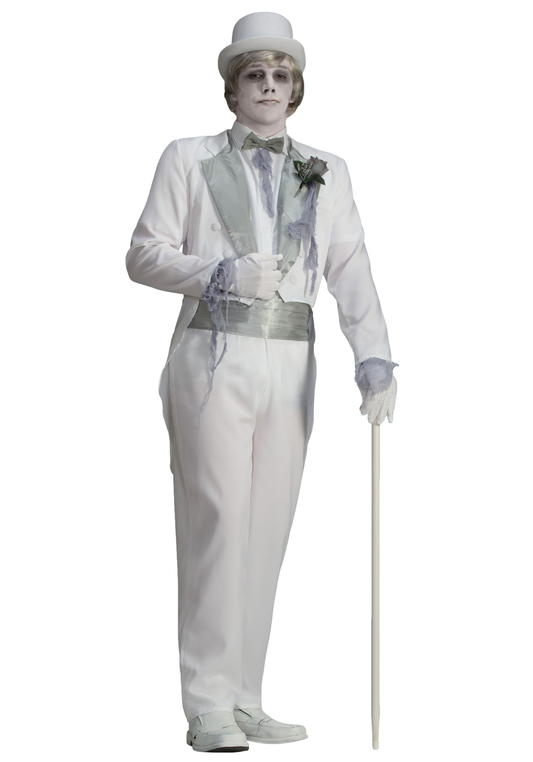 2f95c928ae03 Victorian Groom Ghostly Costume