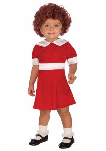 Toddler Annie Costume By: Forum Novelties, Inc for the 2015 Costume season.