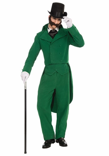 Caroling Gentleman Costume for Adults