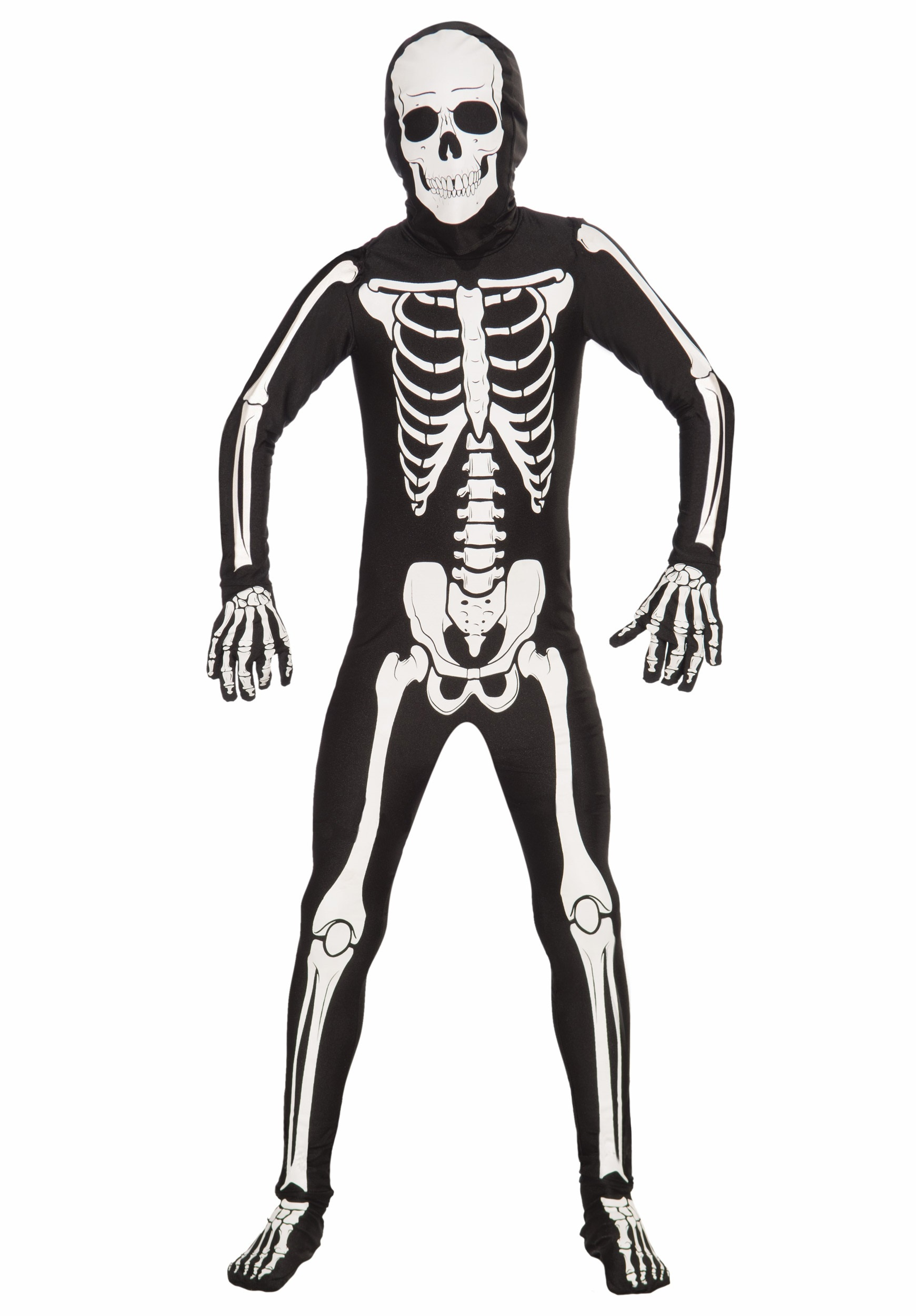 Skeleton Body Parts For Kids