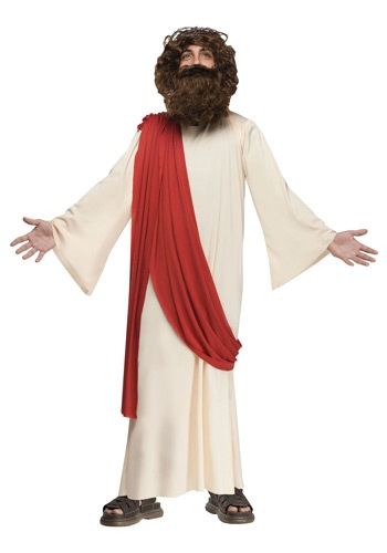 Click Here to buy Kids Jesus Costume from HalloweenCostumes, CDN Funds