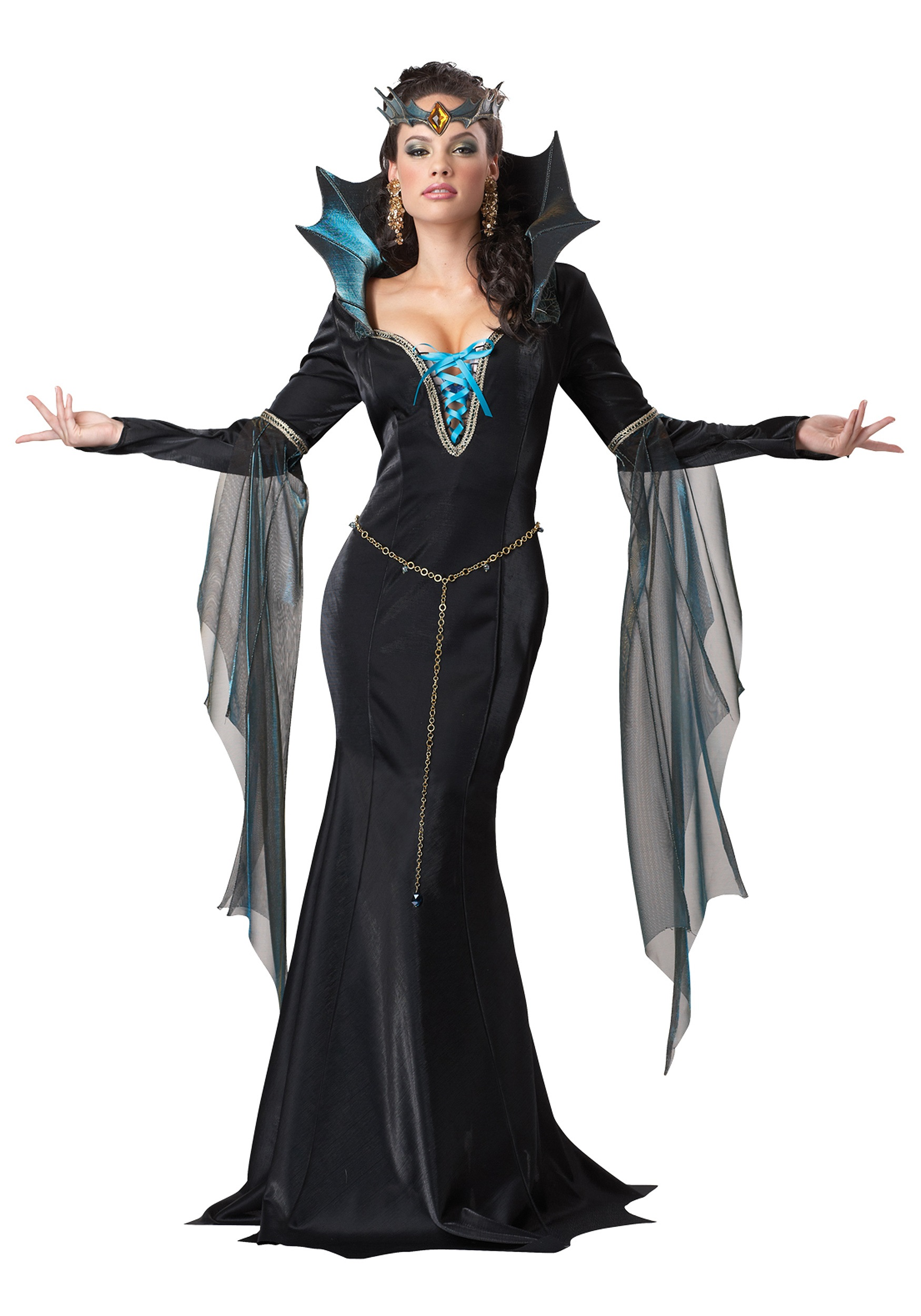 Evil sorceress costume for Miroir egyptien