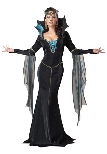 Evil Sorceress Costume By: California Costume Collection for the 2015 Costume season.