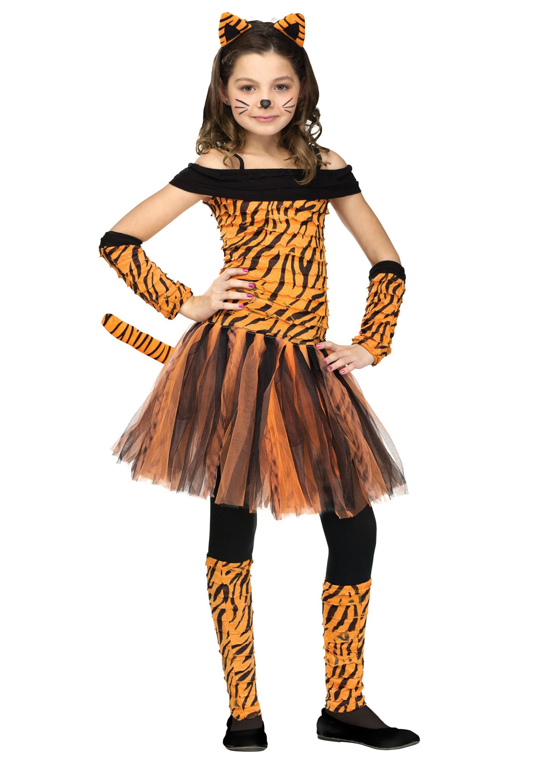 tiger costumes for adults & kids - halloweencostumes
