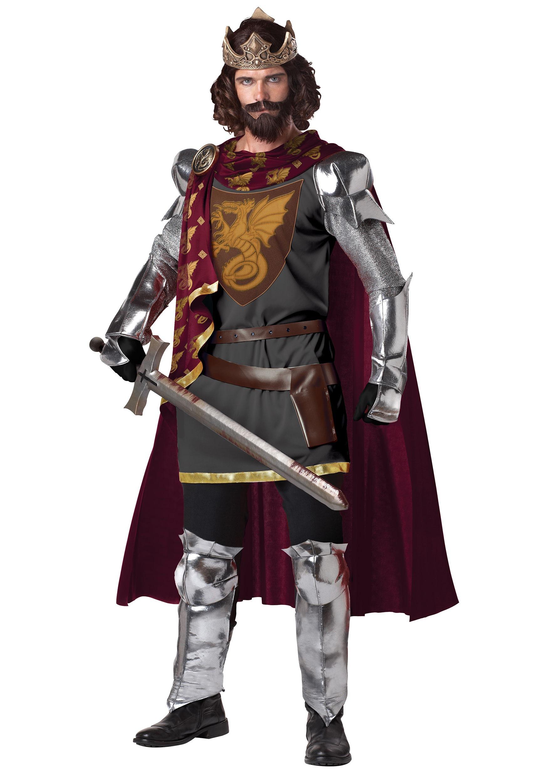 Adult King Costume 15