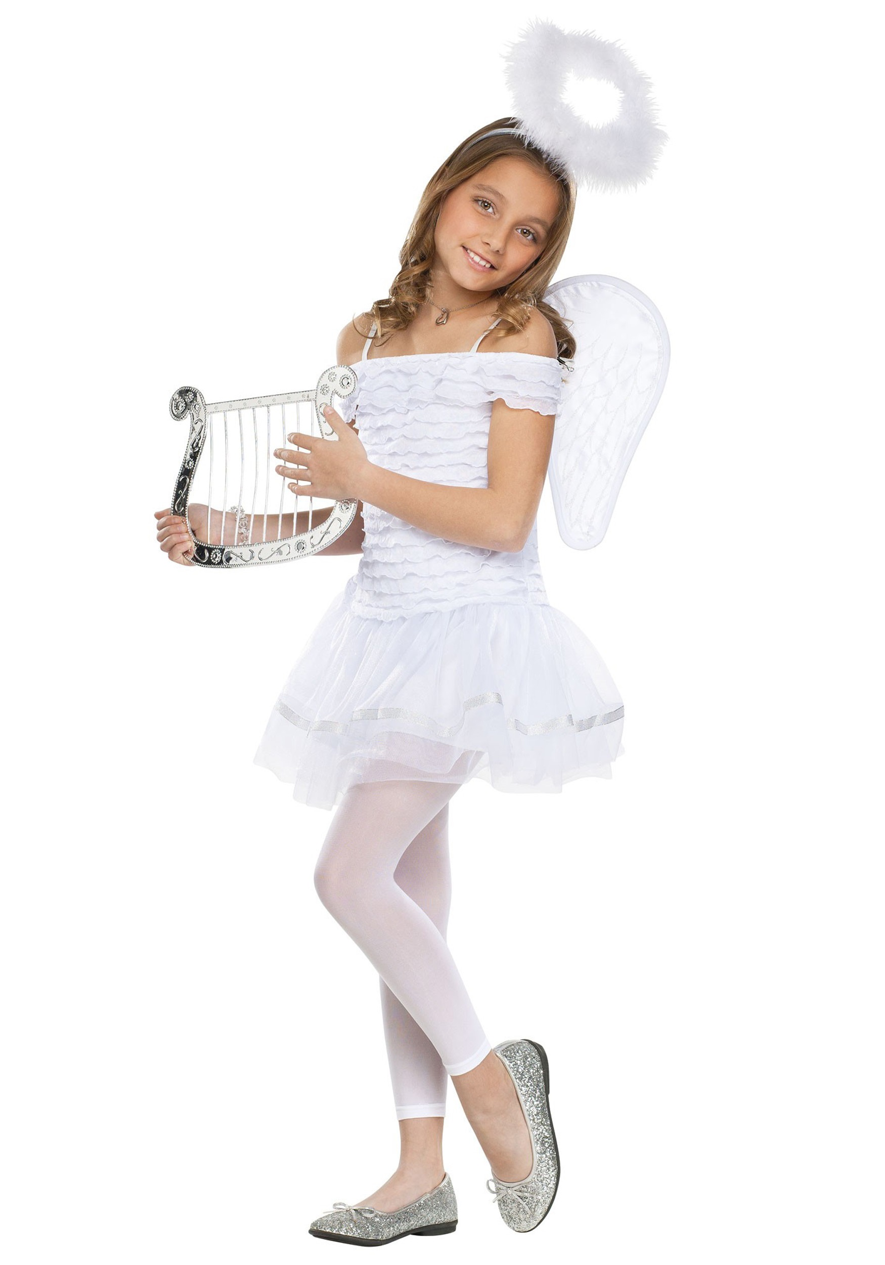 angel wings and halo $ 9 99 size st add child angel costume wings $ 6