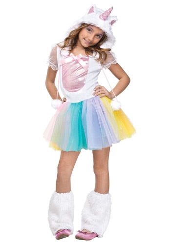 Girls Unicorn Costume By: Fun World for the 2015 Costume season.