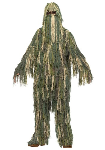 Child Ghillie Suit By: Fun World for the 2015 Costume season.