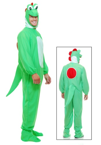 Click Here to buy Adult Green Dragon Costume from HalloweenCostumes, USA Funds & Shipping