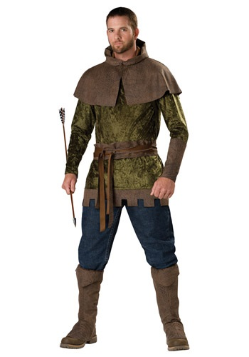Men's Robin Hood Costume IN11029