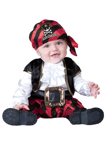 Baby Pirate Fancy Dress Costume