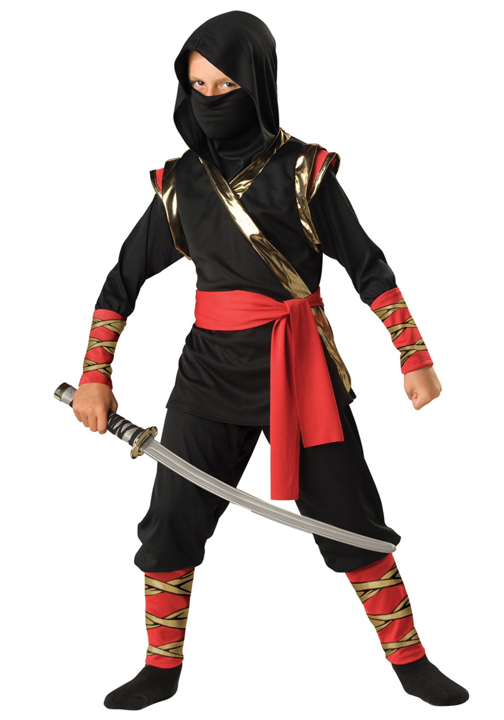 ninja costume. Black Bedroom Furniture Sets. Home Design Ideas