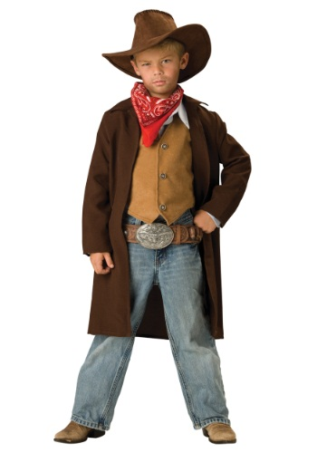 Rawhide Renegade Costume By: In Character for the 2015 Costume season.
