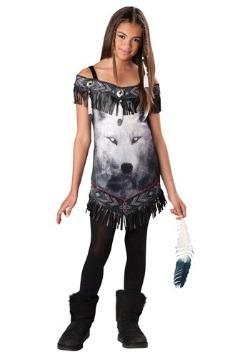 Tween Indian Tribal Spirit Costume