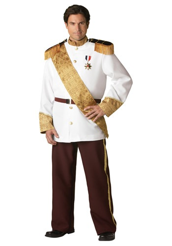 Plus Size Prince Charming Costume By: In Character for the 2015 Costume season.