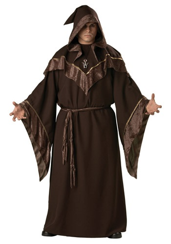 Plus Size Mystic Sorcerer Costume By: In Character for the 2015 Costume season.