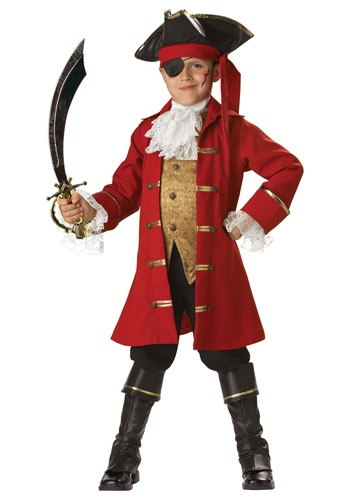 Pirate Captain Costume By: In Character for the 2015 Costume season.