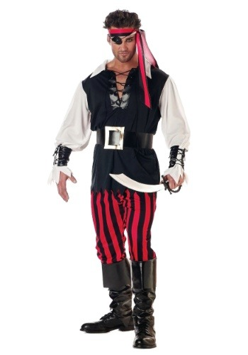 Adult Cutthroat Pirate Costume By: California Costume Collection for the 2015 Costume season.