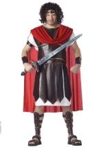 Plus Size Hercules Costume