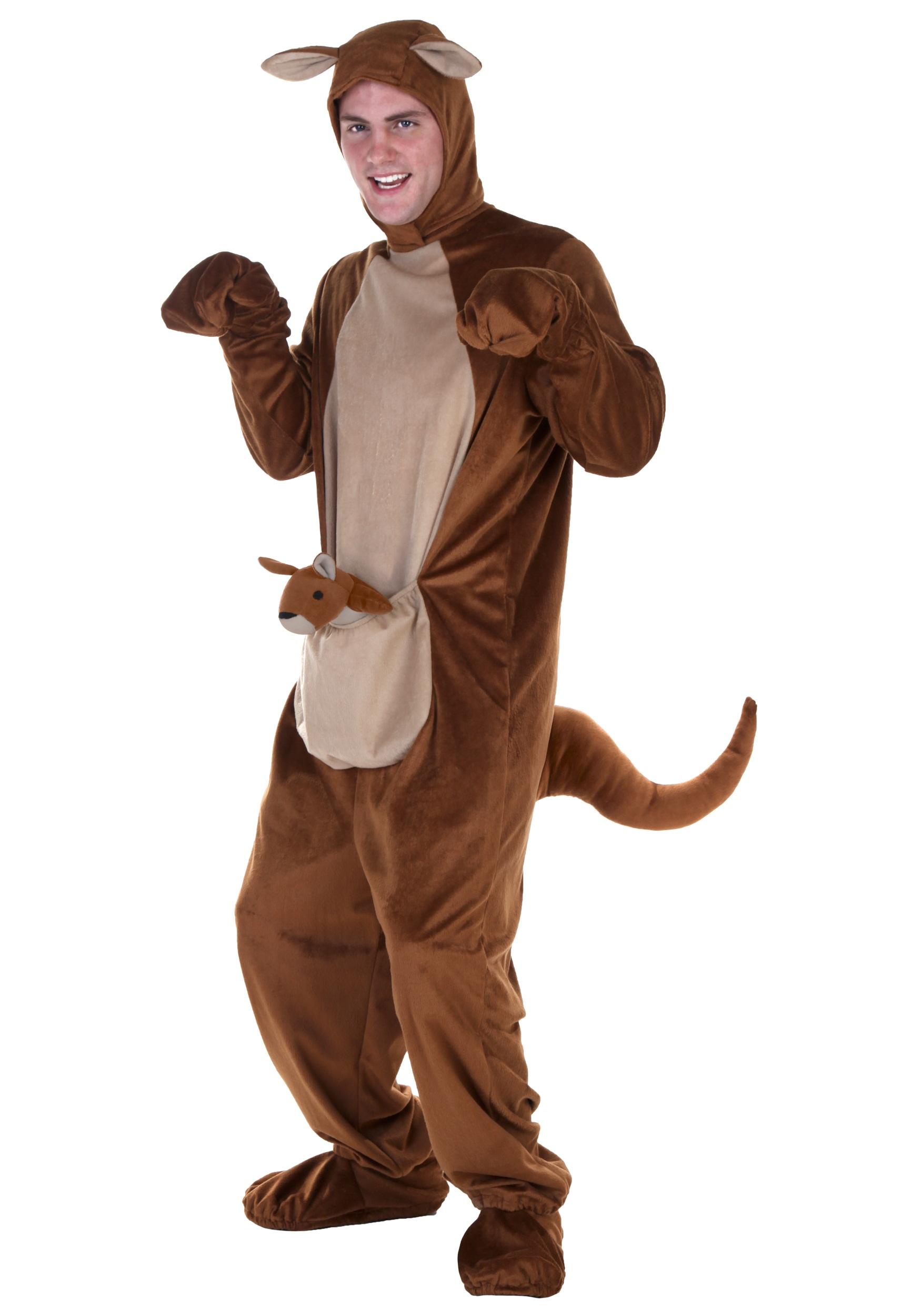 Adult Kangaroo Costume  sc 1 st  Halloween Costumes 2018 at CostumeVip.com | Halloween Costume Ideas 2018 & Monsters U Mike Toddler Child Costume