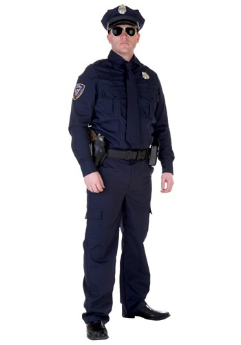 Authentic Cop Costume By: Fun Costumes for the 2015 Costume season.