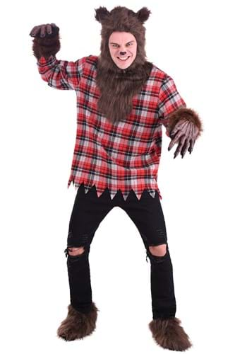 Click Here to buy Adult Werewolf Costume from HalloweenCostumes, USA Funds & Shipping