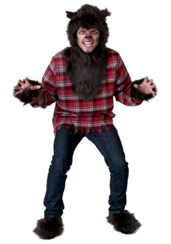 Click Here to buy Adult Werewolf Costume from HalloweenCostumes, CDN Funds