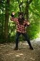 Plus Size Werewolf Costume update