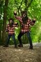 Plus Size Werewolf Costume2