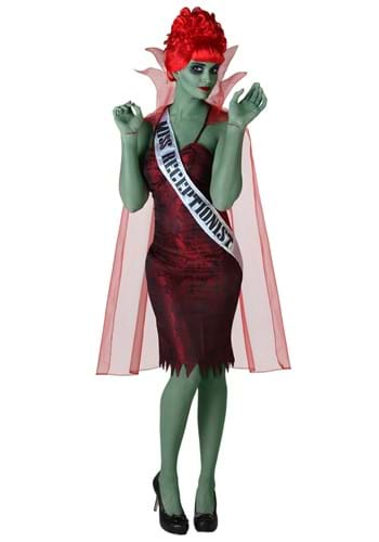 Miss Dead Receptionist Costume By: Fun Costumes for the 2015 Costume season.