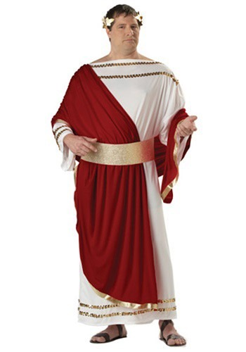 Plus Size Caesar Costume By: California Costume Collection for the 2015 Costume season.