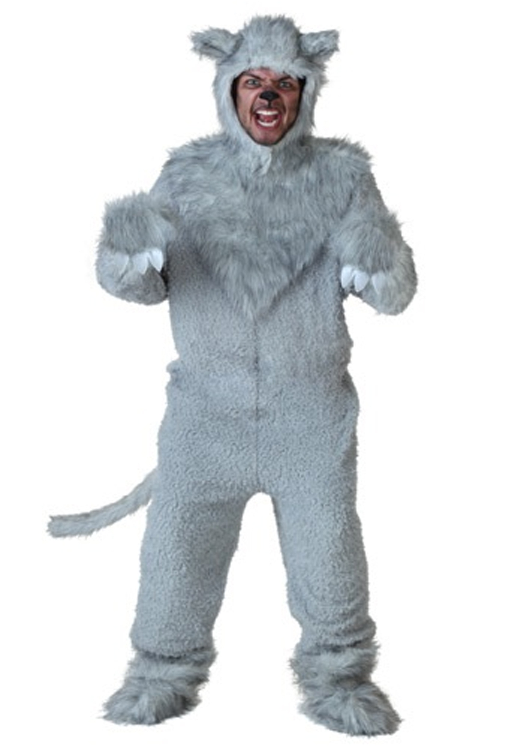 adult wolf costume - Halloween Costumes Wolf