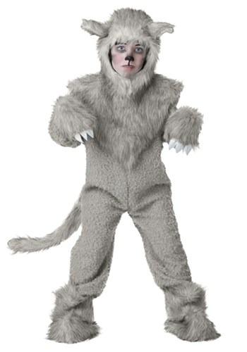 Kids Wolf Costume update3