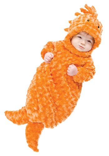 Infant Goldfish Bunting By: Underwraps for the 2015 Costume season.