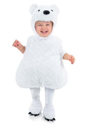 Polar Bear Toddler Costume By: Underwraps for the 2015 Costume season.