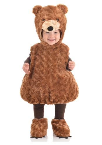 Toddler Teddy Bear Costume By: Underwraps for the 2015 Costume season.