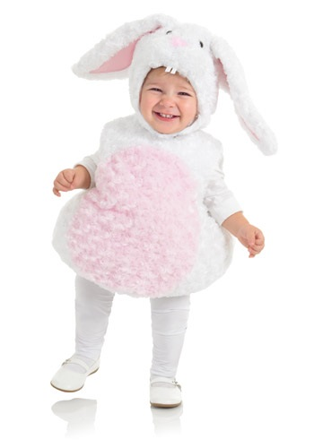 Click Here to buy Toddler Rabbit Costume from HalloweenCostumes, USA Funds & Shipping