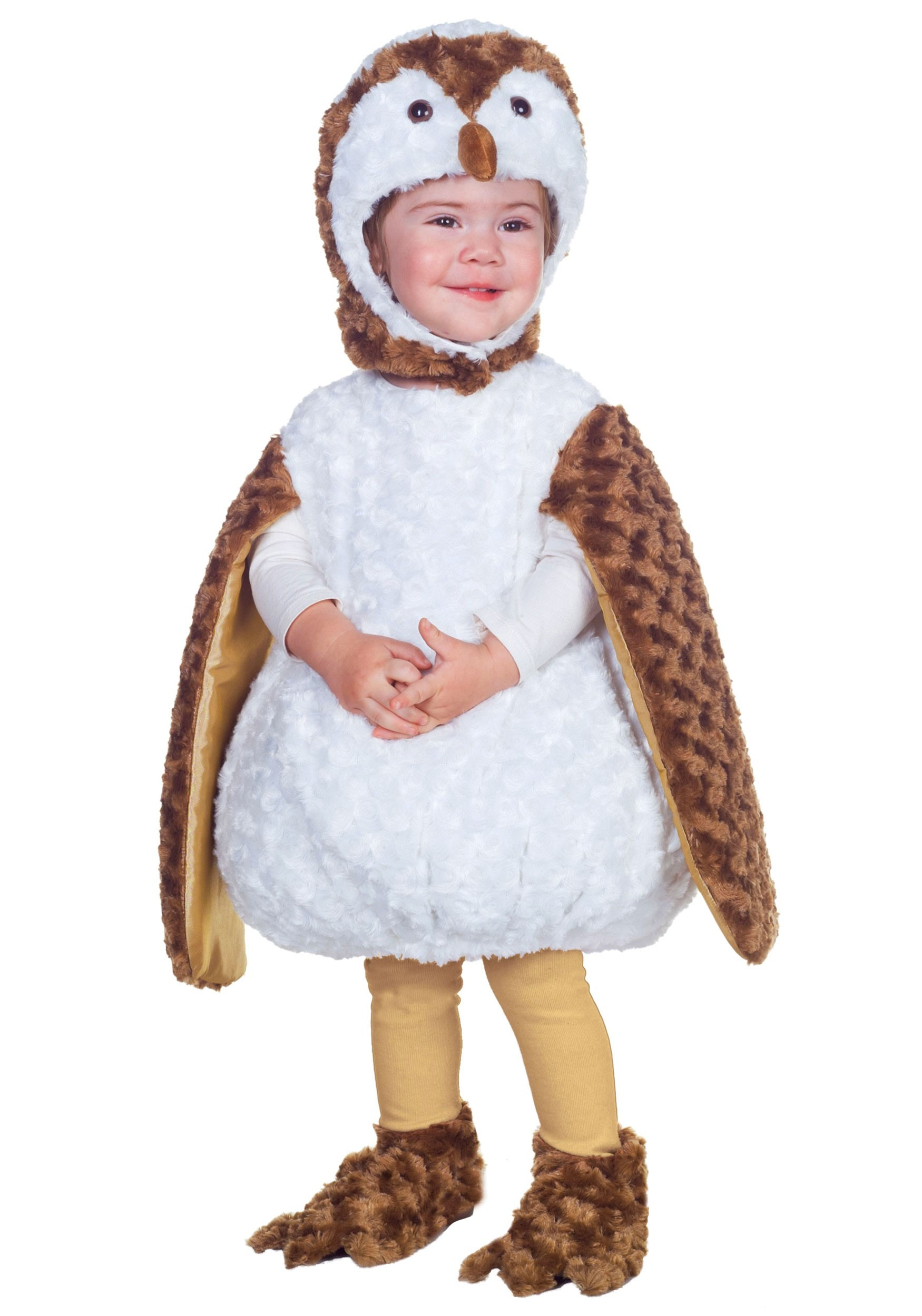sc 1 st  Halloween Costumes & Toddler White Barn Owl Costume