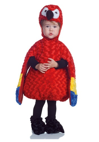 Toddler Parrot Costume By: Underwraps for the 2015 Costume season.