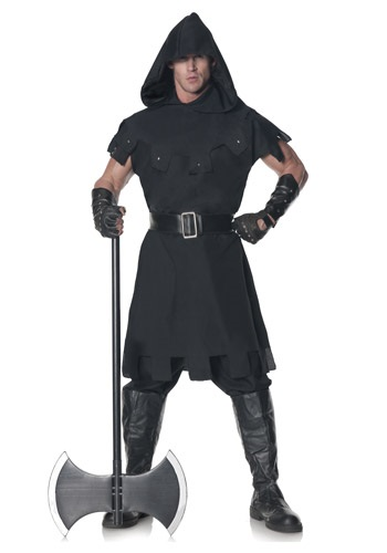 Mens Executioner Costume