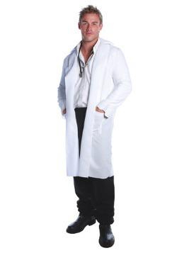 Plus Size Lab Coat