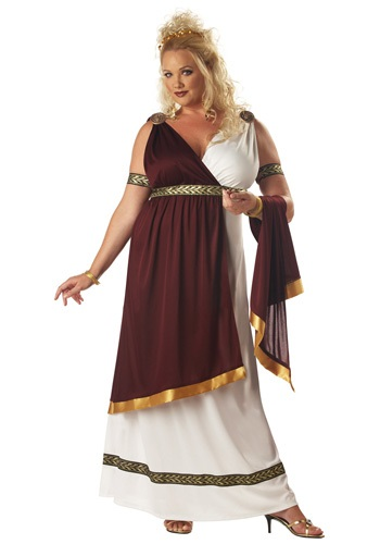 Plus Size Roman Empress Costume By: California Costume Collection for the 2015 Costume season.