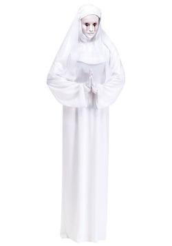 White Mother Superior Costume