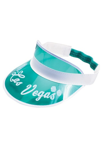 Las Vegas Green Visor By: Loftus International for the 2015 Costume season.