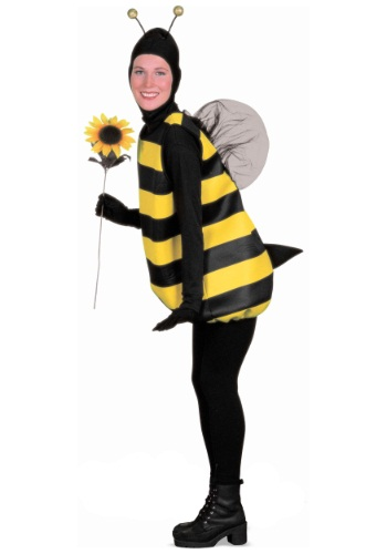 Plus Size Bumble Bee Costume