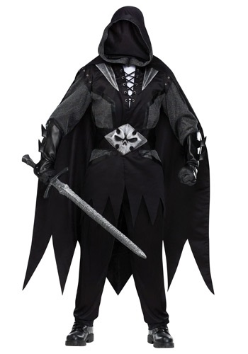 Mens Evil Knight Costume By: Fun World for the 2015 Costume season.