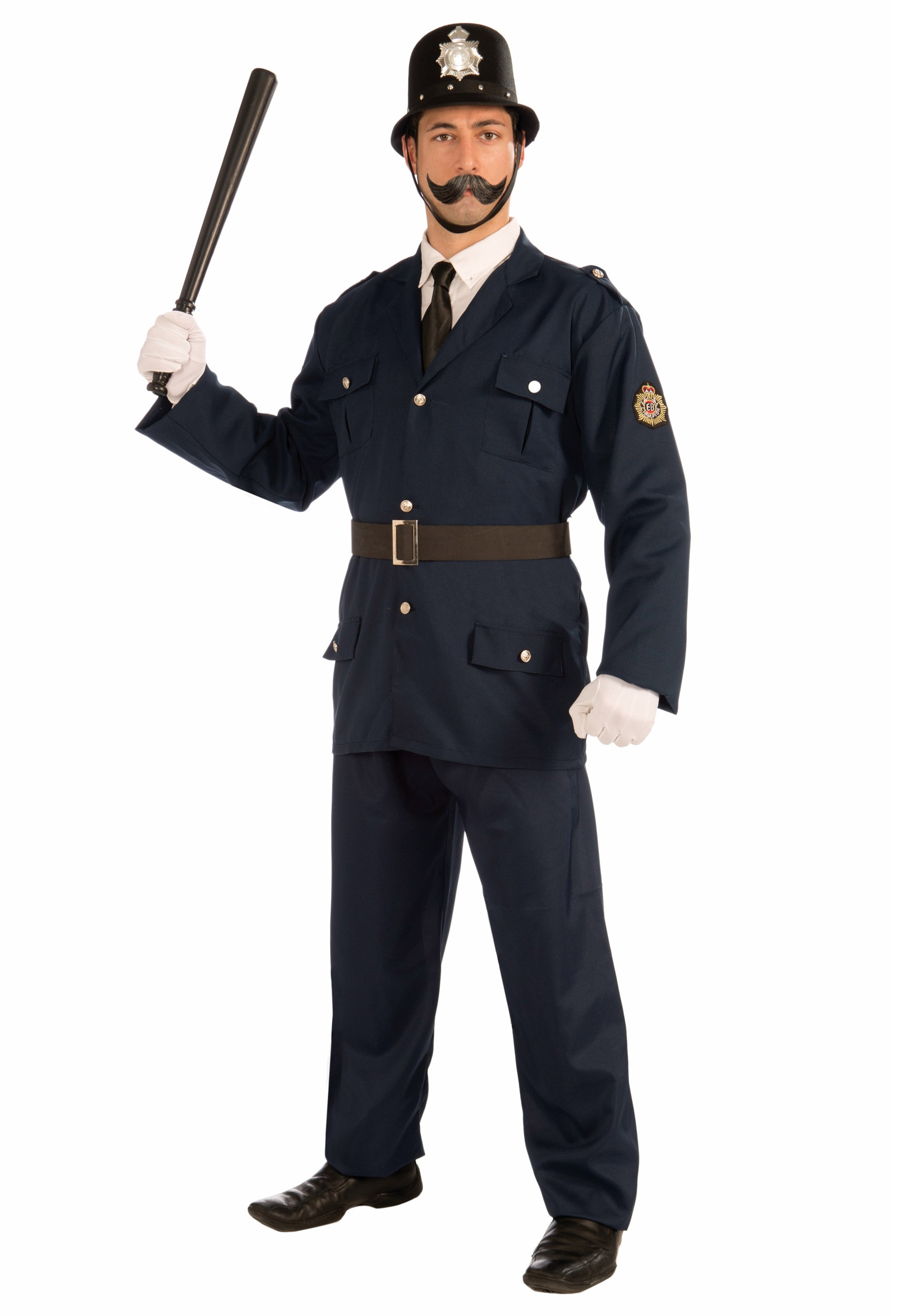 Adult police costumes sexy cop uniforms halloweencostumes british bobby costume solutioingenieria Images