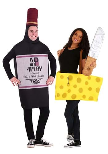 Wine and Cheese Costume By: Fun World for the 2015 Costume season.